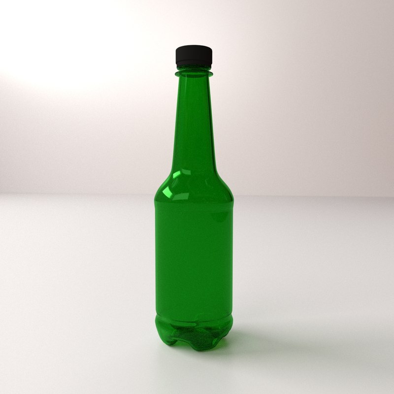3d 3ds bottle