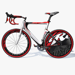 tour bike obj