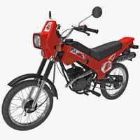 Russian Moped ZiD-50