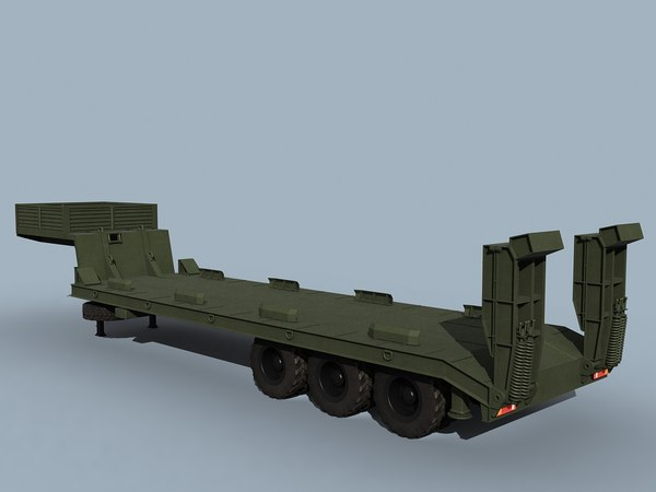 chmzap-9990-073 trailer transportation obj
