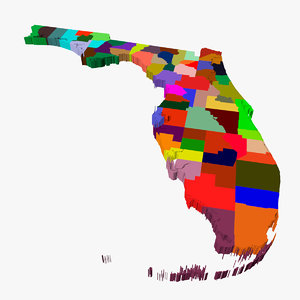 counties florida 3d 3ds