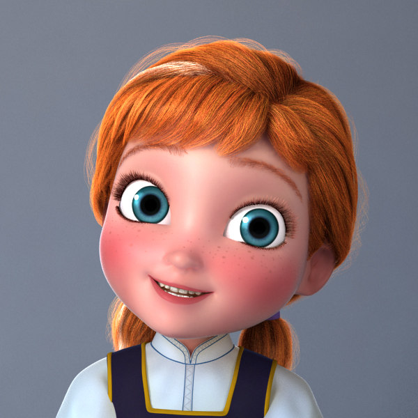 max girl cartoon woman