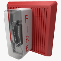 Fire Alarm Wheelock MT-24