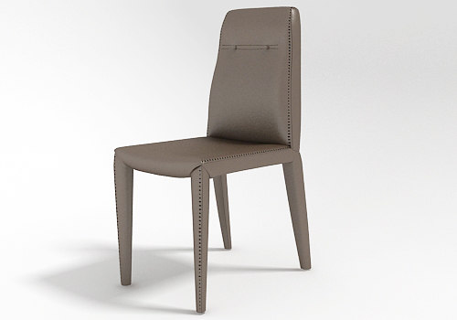 chair agatha flex 3d model