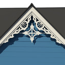 Gable 3D models