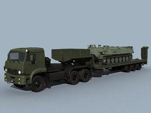 max kamaz-65225 mt-lb combo