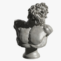 Laocoon Bust