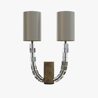 Porta Romana - Lartigue Wall Light