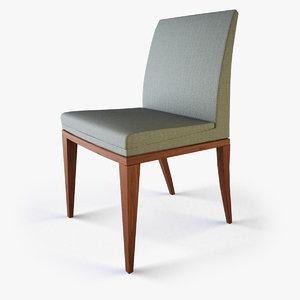 dining seat 3d model