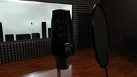 Microphone Studio Standing
