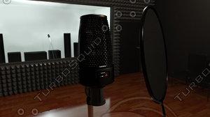 microphone reloop 3d max