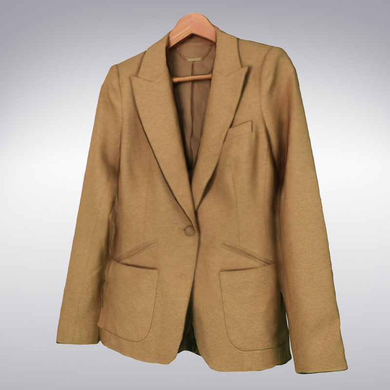 men s tan suit max