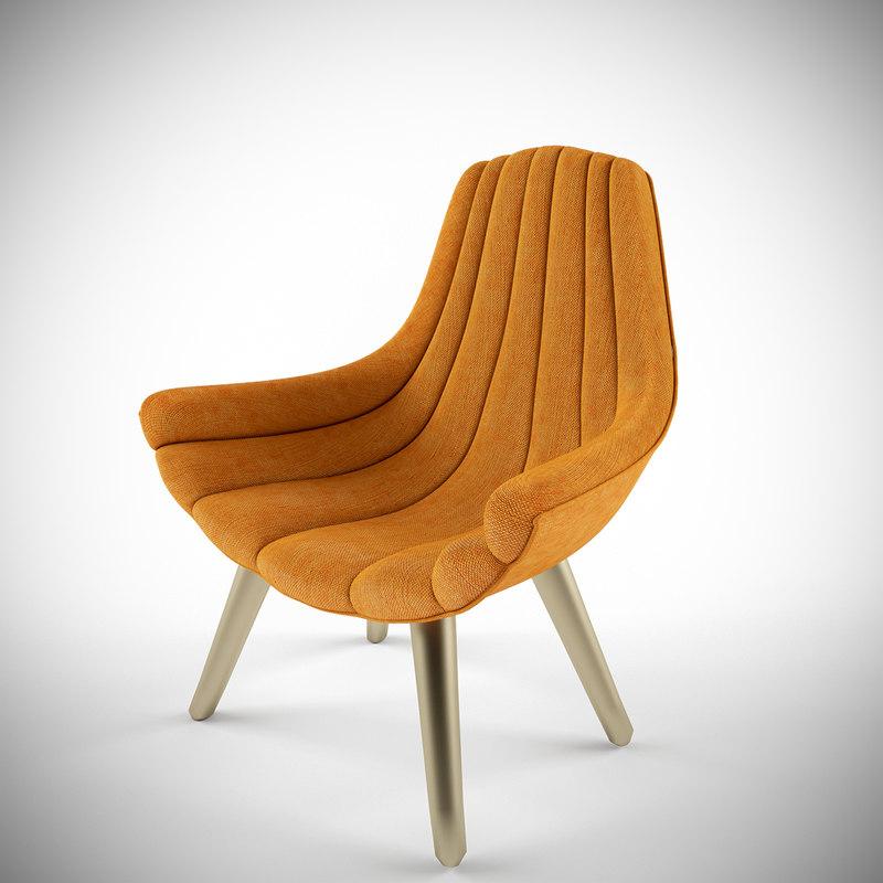 3d brigitte lounge