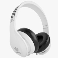 3d model monster headphones beats