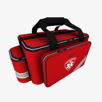 free max mode paramedic bag
