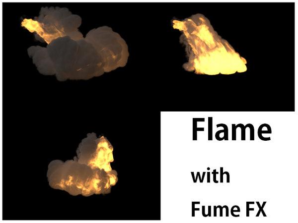max flame fume fx