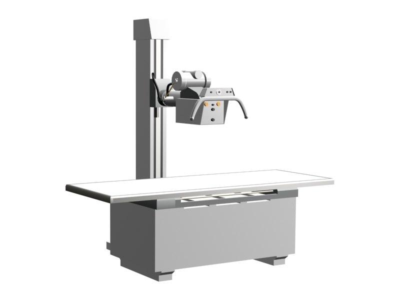 maya x-ray machine