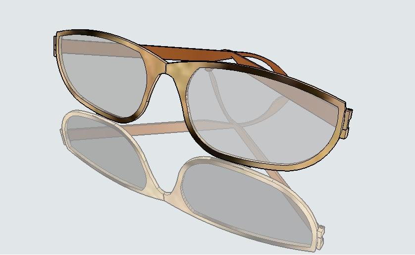 sunglasses cheetah 3ds