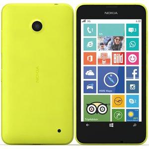 nokia lumia 630 m 3d model