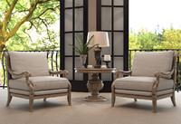 Lexington Armchairs&table
