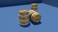 obj barrel