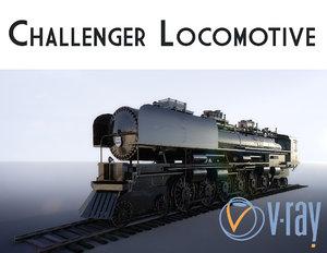 max steampunk steam engine challenger