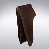 corduroy pants scanning 3d model