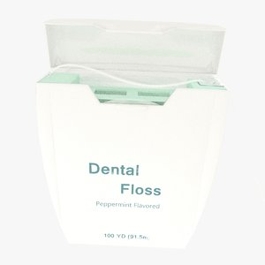 blender dental floss