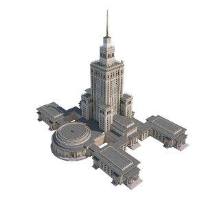 3ds monumental building