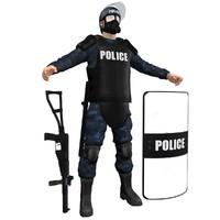 Riot Police H5