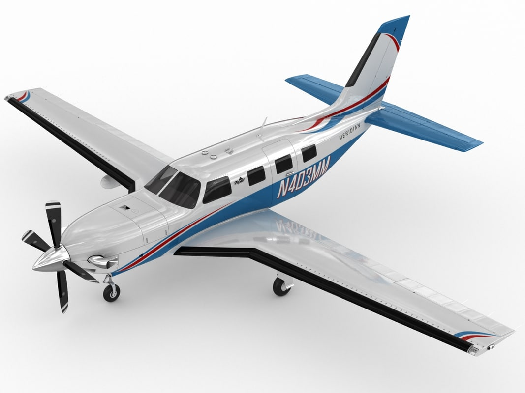 piper meridian 3ds