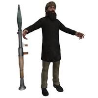 taliban terrorist man max