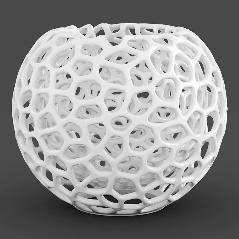 perforated bowl max