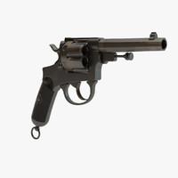 Bodeo - 1889 Revolver