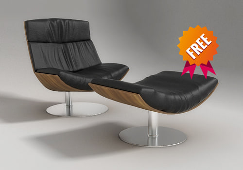 kara armchair 3ds free