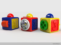 Fisher-Price blocks