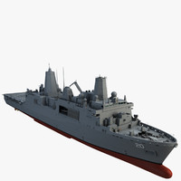 3d uss green bay