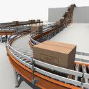 Conveyor Belt 3D models