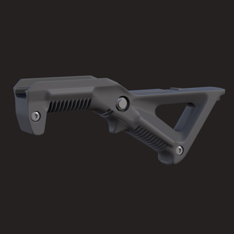 3d afg fore grip