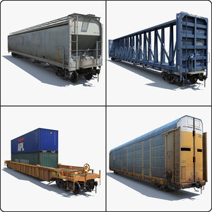 3ds cargo cars 2