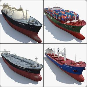 max cargo ships carrier