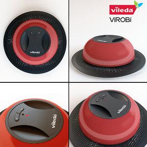 3d model vileda virobi