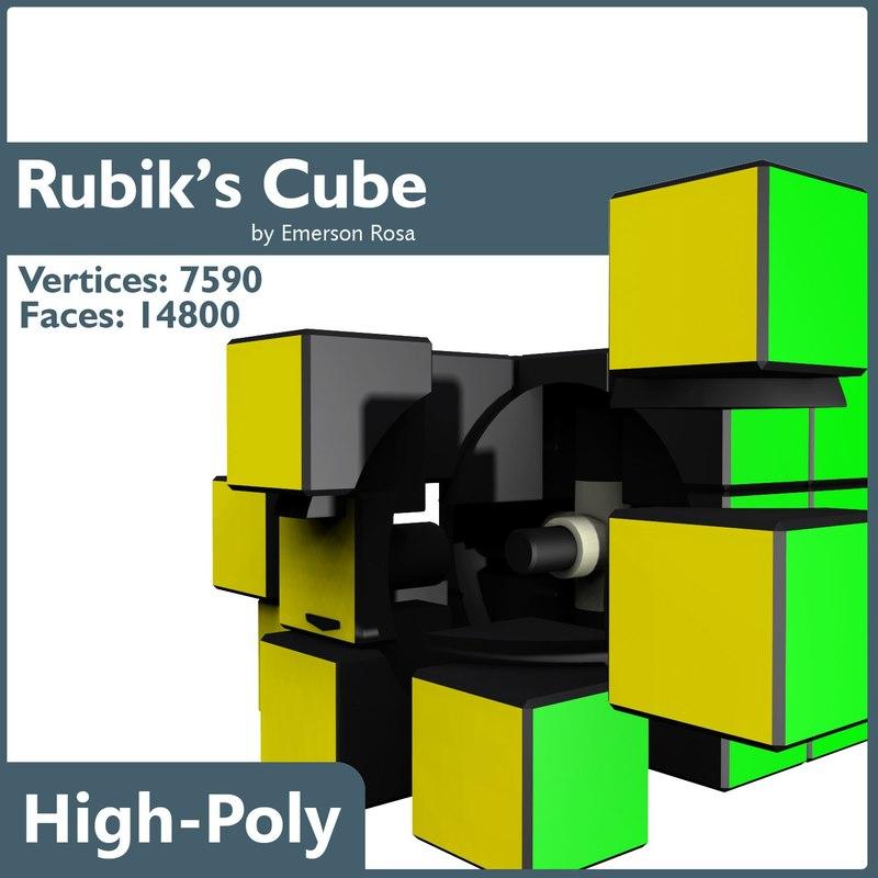 maya complete rubik cube functions