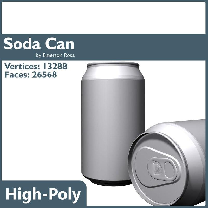 soda 3d max