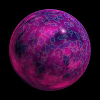 scifi purple blue pink sphere shader AA14425.TAR