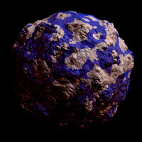 scifi blue brown shader AA14827.TAR