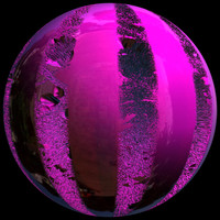 scifi purple sphere shader AA14907.TAR