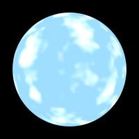 cloud nature shader AA31409.tar