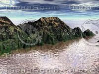Mountain shore 2.bmp