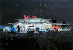 Spiveys Drive-in